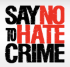 Say No To Hate Crime